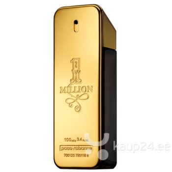 Tualettvesi Paco Rabanne 1 Million EDT meestele 100 ml