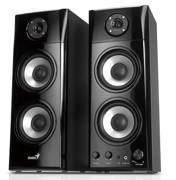 Genius SP-HF1800A 2.0 Black (Черный)