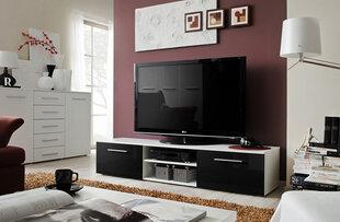 TV alus RTV Bono II, valge/must