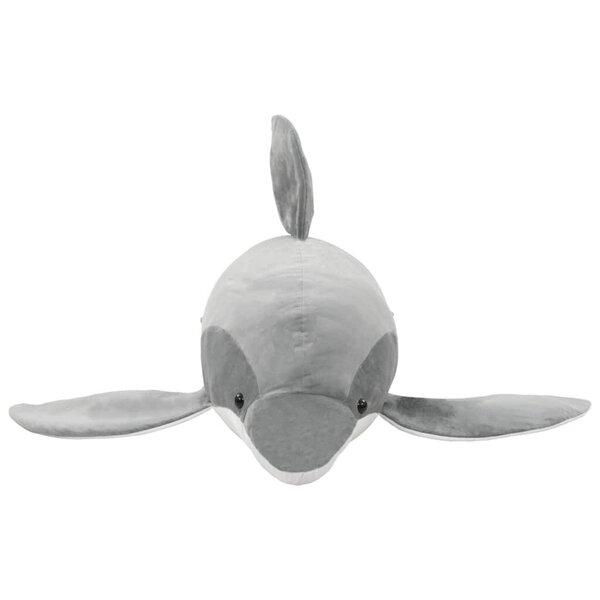 vidaXL delfiin, plüüs, hall Internetist