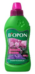 Vedelväetis õitsevatele taimedele BIOPON, 0,5 L