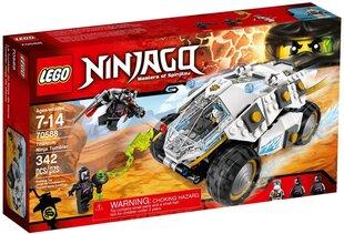 70588 LEGO® NINJAGO Titanium Ninja Tumbler