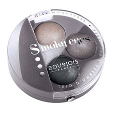 Тени для глаз Bourjois Smoky Eyes Trio 4.5 г