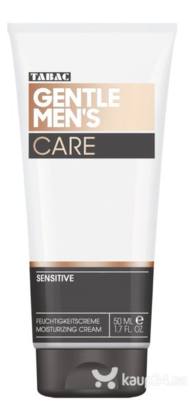Niisutav kreem Maurer & Wirtz Tabac Gentle Men's Care 50 ml