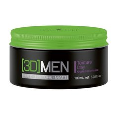 Meeste juuksekreem Schwarzkopf 3DMENsion Texture Clay, 100 ml