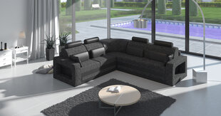 Мягкий угловой диван Bergamo