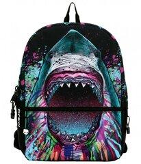 "Рюкзак Mojo ""Shark Color Burst"" (43x30x16cm)"