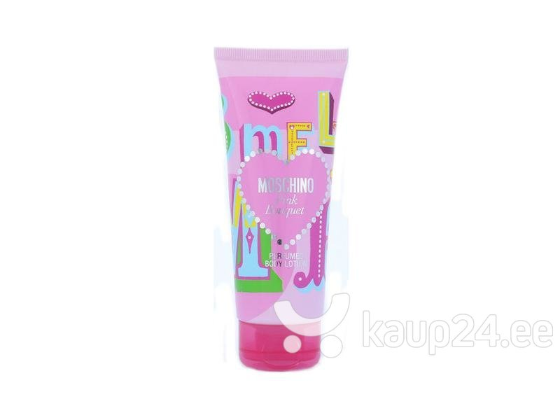 Ihupiim Moschino Pink Bouquet 100 ml