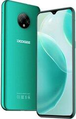 Doogee X95 Pro, 4/32GB, Emerald Green hind ja info | Mobiiltelefonid | kaup24.ee