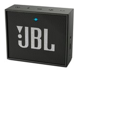 Kõlar JBL GO Bluetooth 1.0, must
