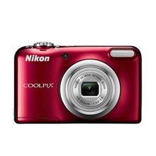 Kompaktkaamera Nikon Coolpix A10, punane