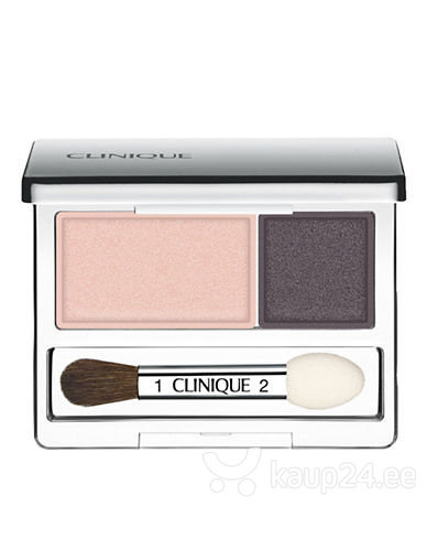 Lauvärvipalett Clinique All About Shadow Eye Shadow Duo 2,2 g