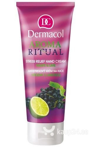 Kätekreem Dermacol Aroma Ritual Grape & Lime 100 ml