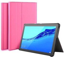 Ümbris Folio Cover Samsung P610/P615 Tab S6 Lite 10.4 roosa hind ja info | Tahvelarvuti kaaned ja kotid | kaup24.ee