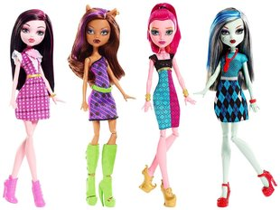Nukk Monster High, DKY17