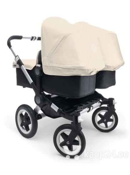 Vanker Bugaboo Dunkey twin, Off White