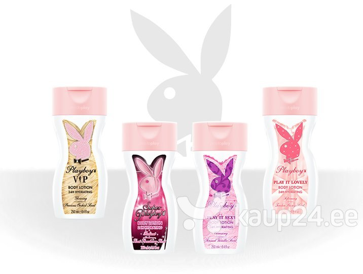 Ihupiim Playboy Play It Lovely naistele 250 ml hind