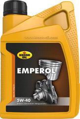 Õli KROON-OIL 5W-40 Emperol, 1L hind ja info | Mootoriõlid | kaup24.ee
