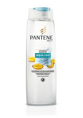Šampoon rasustele juustele Pantene Fine Aqua Light 250 ml