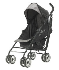 Jalutuskäru Summer Infant Ume Lite, must/hall