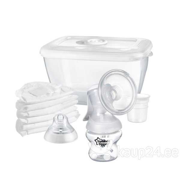 Manuaalne rinnapump Tommee Tippee Closer to Nature 42341571