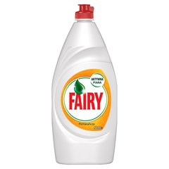 Nõudepesuvahend Fairy Sensitive Orange 900ml