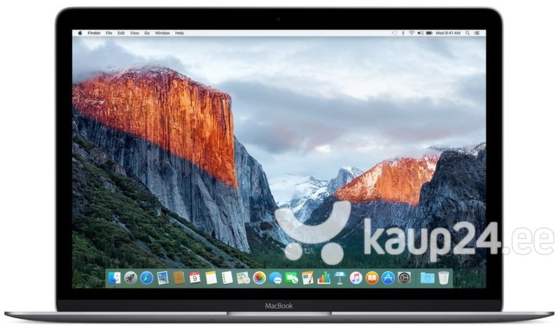Apple MacBook 12 Retina (MLH82KS/A) цена и информация | Sülearvutid | kaup24.ee