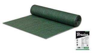Võrk taradele ja aedadele, 60 g/m2 1.5x50 m, roheline hind ja info | Aiad ja tarvikud | kaup24.ee