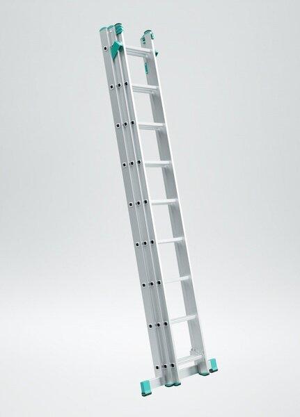 Pikendatav alumiiniumredel 230-513 cm