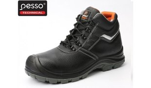 Nahast tööjalanõud Pesso B259 S3