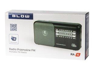 Raadio Blow Rа4 hind ja info | Raadiod ja äratuskellad | kaup24.ee