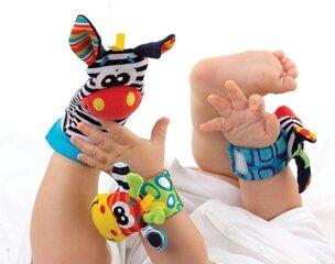 Käe ja jalgade kõrin Playgro džungel, 0183077 hind ja info | Imikute mänguasjad | kaup24.ee