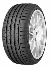 Continental ContiSportContact 3 205/45R17 88 V XL