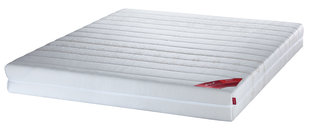 Madrats Sleepwell RED Pocket Hard 200x80cm