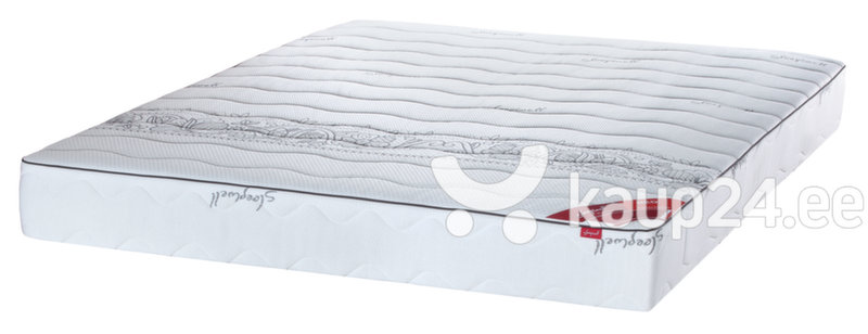 Madrats Sleepwell RED Pocket Etno 200x90cm
