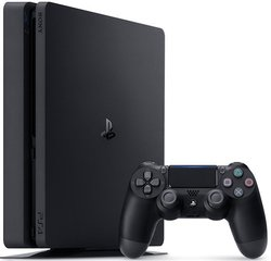 Mängukonsool Sony PlayStation 4 PS4 Slim, 500 GB 2016
