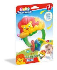 Närimislelu Clementoni lõvi hind ja info | Imikute mänguasjad | kaup24.ee
