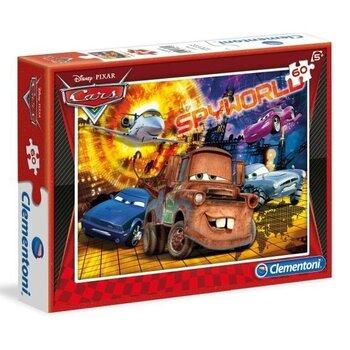 Pusle Puzzle Clementoni Autod, 60 tk