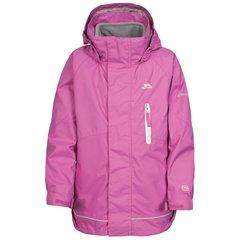 Tüdrukute jope Trespass Prime, roosa hind ja info | Tüdrukute riided | kaup24.ee