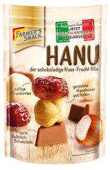 Šokolaadipähkli ja puuviljade segu Farmer's Snack HANU, 150 g hind ja info | Pähklid, seemned, kuivatatud puuviljad | kaup24.ee