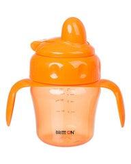Joogipudel pehme tilaga BRITTON, 150 ml, oranž