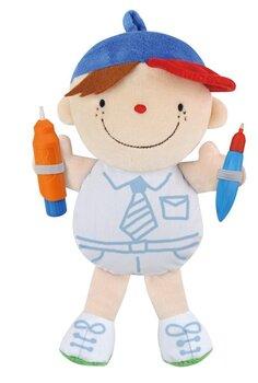 Joonistamise komplekt veega K's Kids Wayne hind ja info | Arendavad mänguasjad 3+ | kaup24.ee
