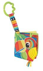 Pehme raamat ja närimislelu Playgro Jazzy Jungle, 0183858 hind ja info | Imikute mänguasjad | kaup24.ee