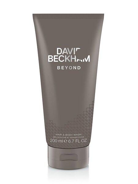 Dušigeel David Beckham Beyond meestele 200 ml