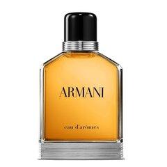 Tualettvesi Giorgio Armani Eau D'Aromes EDT meestele 100 ml