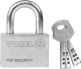 Tabalukk Vorel 40mm I hind ja info | Lukud | kaup24.ee