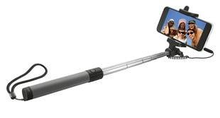Selfie stick Trust Urban, must (25-80 cm)