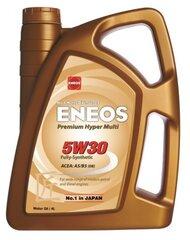 Mootoriõli ENEOS Premium Hyper Multi 5W30, 4L