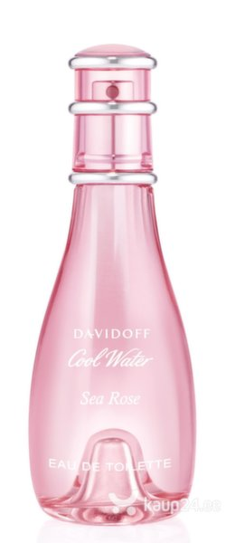 Tualettvesi Davidoff Cool Water Woman Sea Rose EDT naistele 30 ml