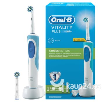 Hambahari Oral-B Vitality Plus Cross Action